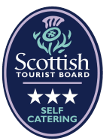 Visit Scotland Three Star Rating